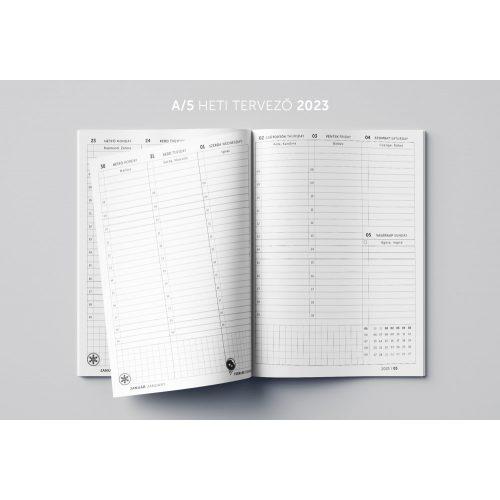 A/5 heti tervező belív 2022 (200)